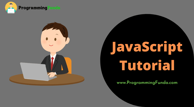 Online JavaScript Tutorial