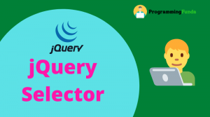 jQuery Selector