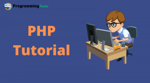 Online PHP Tutorial