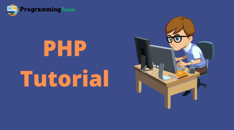 Online PHP Tutorial