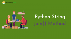python string join