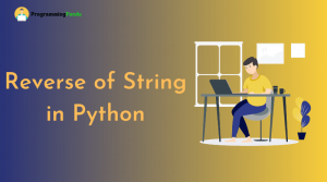 Reverse a string in Python