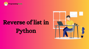 Reverse a list in Python