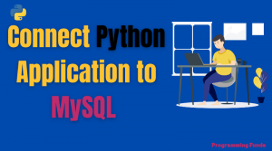 How to Connect Python To MySQL Database