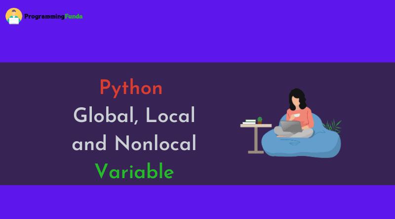 Python global variable