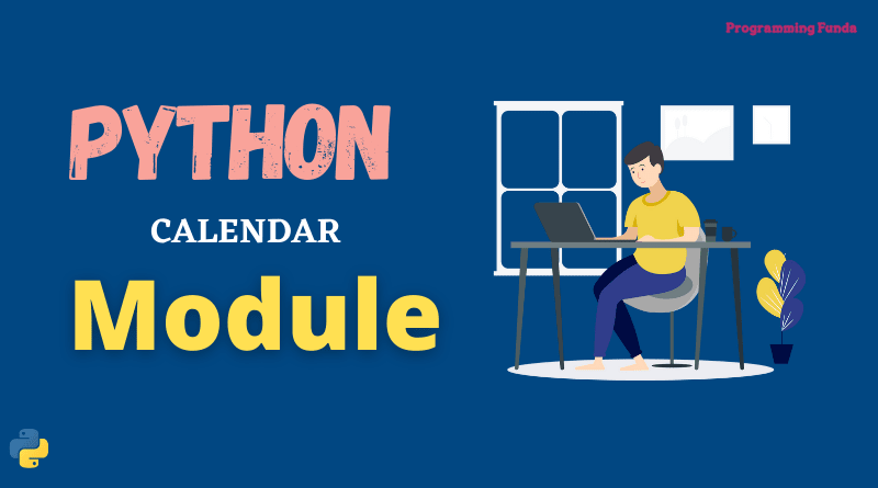 Python Calendar Module