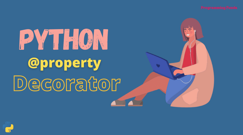 Python Property Decorator