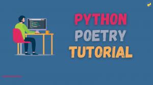 Python poetry