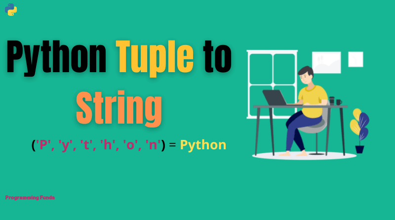 Convert a Tuple to a String in Python
